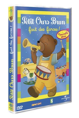 Petit Ours Brun - Vol.1 : Petit Ours Brun fait des farces !