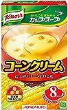 クノール カップスープ コーンクリーム 8袋 140.8g ×6個