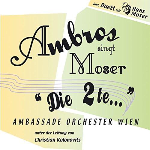 Wolfgang Ambros & Ambassade Orchester Wien