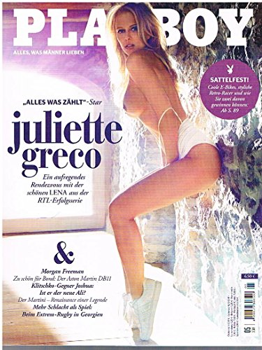 PLAYBOY - 05 / 2017 - Juliette Greco / Juliette Menke