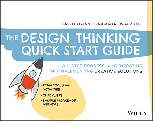 The Design Thinking Quick Start Guide Front Cover