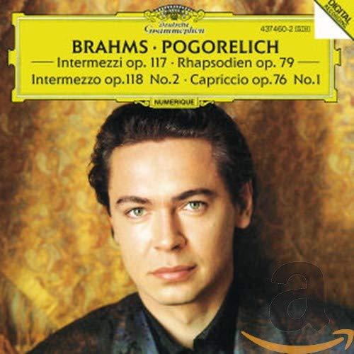 Intermezzi (Capriccio In F Sharp Minor, Op. 76 No. 1,Intermezzo In A Major,Op.2