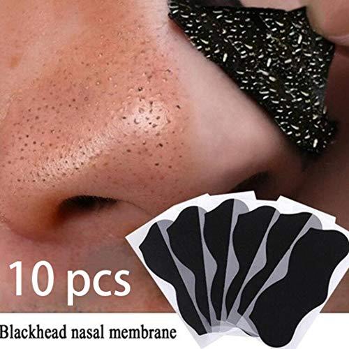 Fandazzie Limpieza profunda Cuidado de la piel Crema removedora de espinillas Limpiador de poros Parche nasal Cara