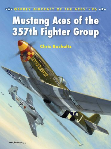Mustang Aces of the 357th Fighter Group (Aircraft of the Aces Book 96) (English Edition)