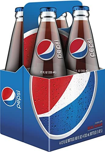 Pepsi Soda Drink 4 Count product image
