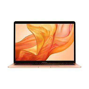 Apple MacBook Air (13-inch Retina display, 1.6GHz dual-core Intel Core i5, 256GB) - Gold (Previous Model)