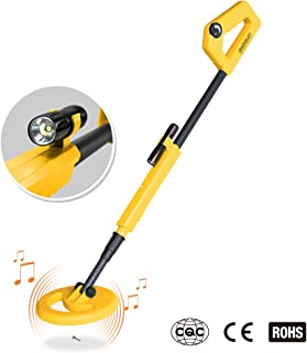 allsun Handheld Metal Detector for Junior Kids Education Exploration Toy Color Yellow