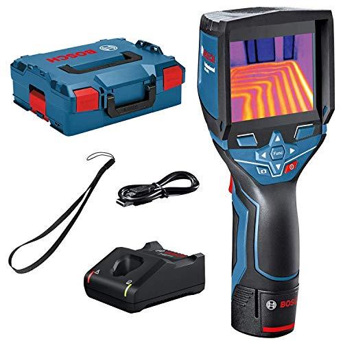 Bosch Professional 601083101 601083101 Caméra Thermique Connectée GTC 400 C 0 0 Bleu 1