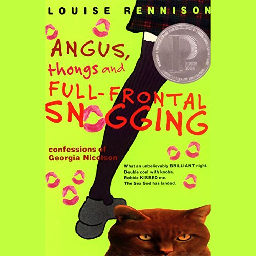 Angus, Thongs, and Full-Frontal Snogging audiobook cover art