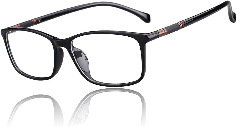 ahorrar en el despacho SXY888 Gafas de de de Lectura TR90 Ultra-Ligeras de la Moda Anti-UV Retro Anti-azul Light ( Color   350 Degrees )  en venta en línea