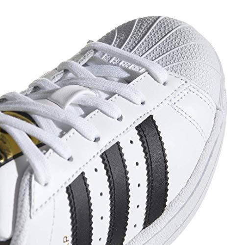 adidas Originals Superstar, Unisex-Kinder Sneakers - 11