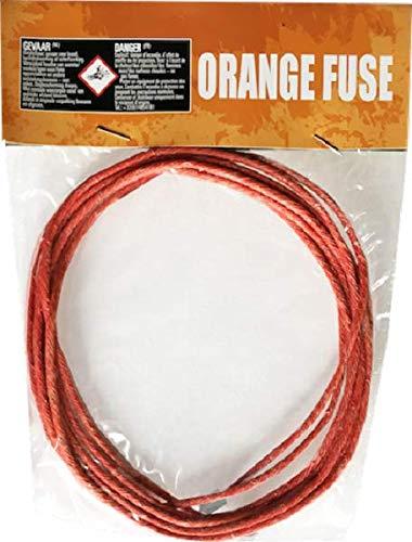 Original BVBA Anzündlitze Orange (schnell) 3m - Zündschnur