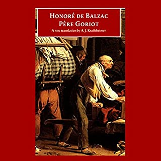 Le Pere Goriot cover art