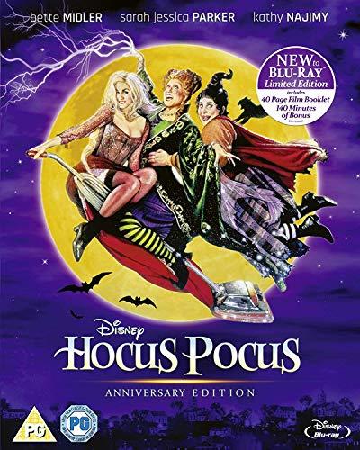 Hocus Pocus [Blu-ray] [UK Import]