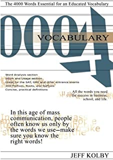 Best 4000 vocabulary words Reviews
