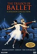 Trilogy of Ballet - Nutcracker, Giselle, Romeo and Juliet / Bessmertnova, Lavrovsky, Pavlova, Gordeyev, Bolshoi Ballet