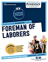 Foreman of Laborers (Career Examination)
