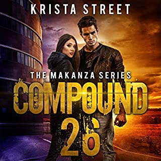 Compound 26 audiobook cover art