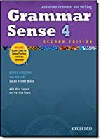 Grammar Sense 4 (Advanced Grammar and Writing)