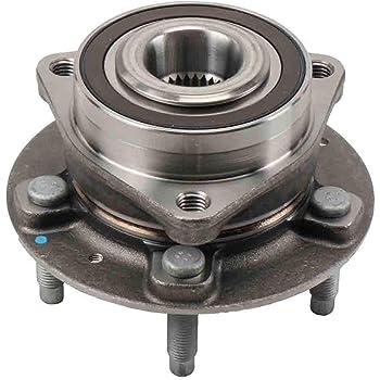 Cross Reference: Timken HA590404//Moog 513316//SKF BR930814 WJB WA513316 Front and Rear Wheel Hub Bearing Assembly
