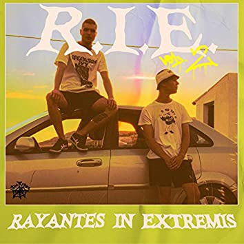 R.I.E. Rayantes In Extremis, Vol. 2