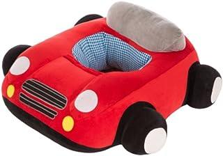 Hollwald Fauteuil Club en Mousse en Forme Voiture pour Enfant(1-4ans) bébé, Garçon Fille/Canapé Lit Enfant Doux Confortabl...