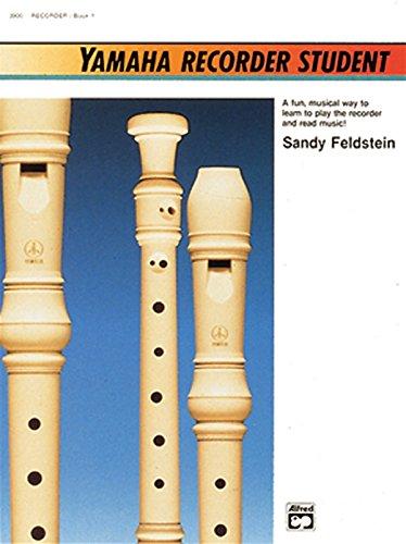 Price comparison product image Yamaha Recorder Student (Yamaha Individual Instruction)