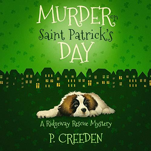 Murder on Saint Patrick's Day cover art