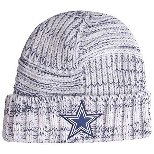 New Era Sideline 2019 Dallas Cowboys - Gorro de Punto para Mujer