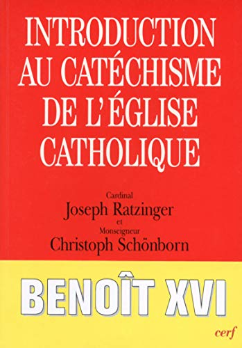 """Petite introduction au """" Catéchisme de l'Église catholique """""""