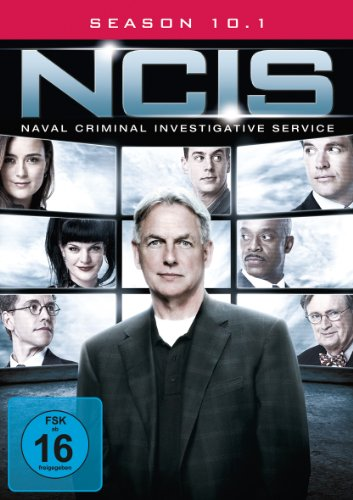 Navy CIS - Season 10, Vol. 1 (3 DVDs)