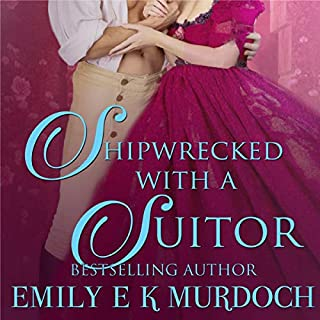 Shipwrecked with a Suitor cover art