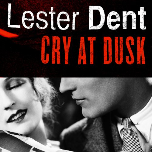 Cry at Dusk audiobook cover art