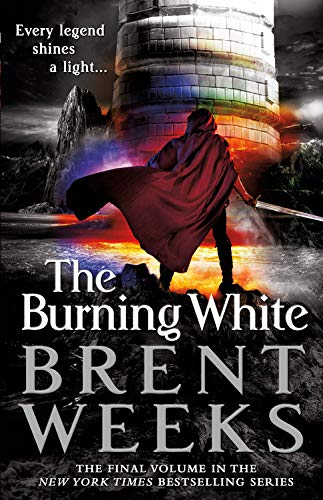 Image of The Burning White (Lightbringer (5))