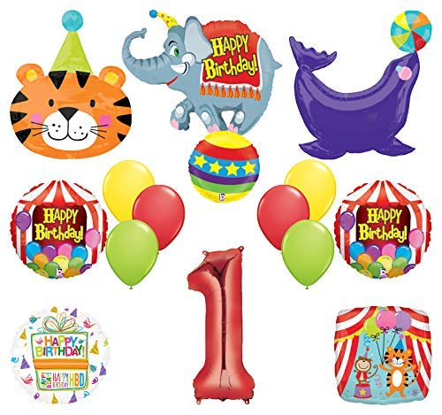 Skye and Everest 5th Birthday Party Supplies and Balloon Bouquet Decorations Mayflower
