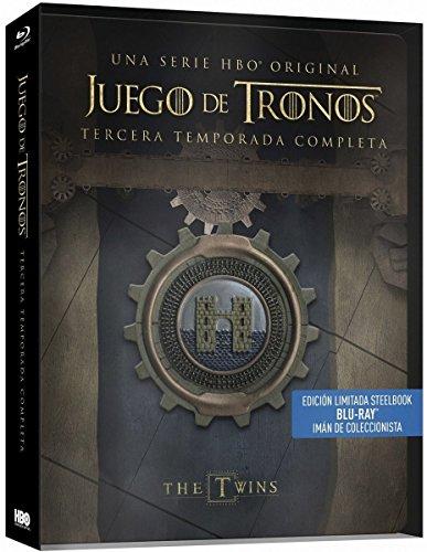 Juego De Tronos Temporada 3 Blu-Ray Steelbook [Blu-ray]
