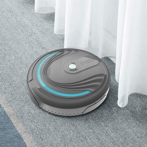 Smart Robot Vacuum Cleaner Auto Floor Cleaning Toy Sweeping Sweeper BK , Cleaning Supplies Clearance Sales Dining Features Kitchen Robotic Vacuums