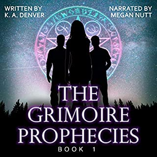The Grimoire Prophecies cover art