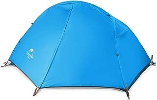 [ ネイチャーハイク ] Naturehike 1人用 ウルトラライト ダブルウォールテント 自立式 テント 超軽量 防水 NH18A095-D