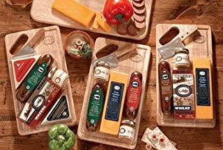 A Cut Above Board Meat and Cheese Gift