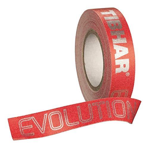 Tibhar Tischtennis Kantenband Evolution | 12mm breit | 5m lang | rot