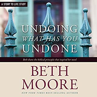 Undoing What Has You Undone audiobook cover art