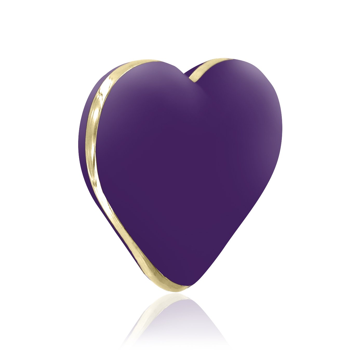 Rianne S Heart Vibe W Case Purple New mail order Deep Lowest price challenge cosmetic -