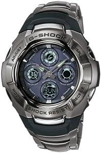 [カシオ]CASIO 腕時計 G-SHOCK ジーショック The G タフソーラー 電波時計 TITANIUM BAND GW-1200TDJ-8AJF メンズ