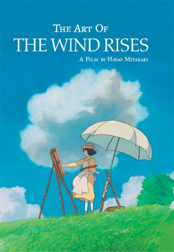 The Art of The Wind Rises.