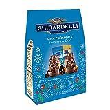 Ghirardelli Flat Back Milk Chocolate Snowman, 15.4 Ounce