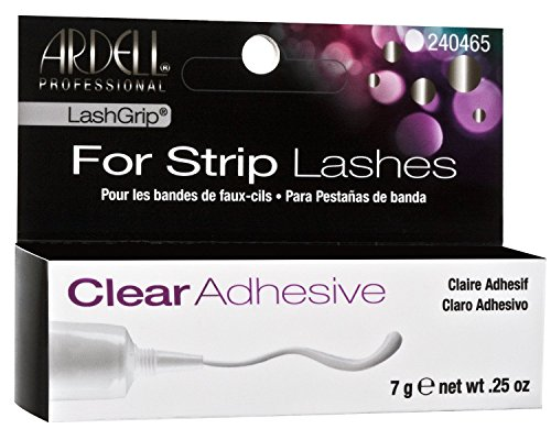 -Ardell LashGrip for Strip Lashes-Clear Adhesive-.25 oz, each. by Ardell