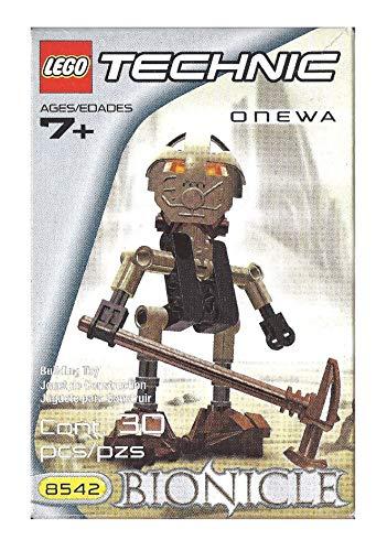 Technic Lego Bionicle #8542 Onewa