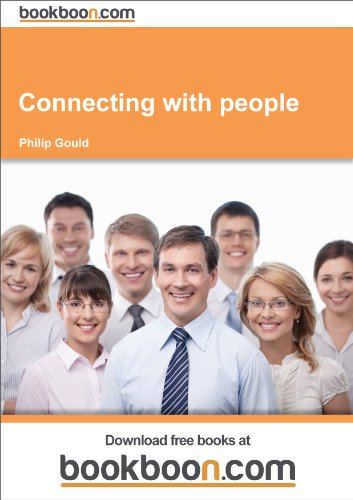 Connecting with people (English Edition)