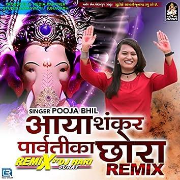 Aaya Shankar Parvati Ka Chhora Remix